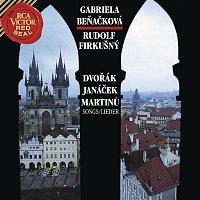 Rudolf Firkušný – Dvorak, Janacek & Martinu: Songs