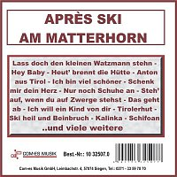 Alpenschreck – Aprés Ski am Matterhorn