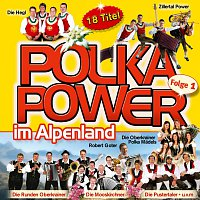 Různí interpreti – Polkapower im Alpenland - CD 1