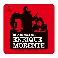 Přední strana obalu CD El Flamenco Es... Enrique  Morente