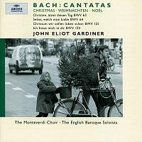 Ann Monoyios, Katherine Fuge, Sara Mingardo, Derek Lee Ragin, Julian Podger – Bach, J.S.: Christmas Cantatas BWV 63, 64, 121 & 133