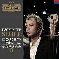 Přední strana obalu CD Concert Hall II