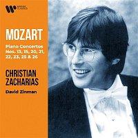 "Christian Zacharias & David Zinman – Mozart: Piano Concertos Nos. 13, 15, 20, 21, 22, 23, 25 & 26 ""Coronation"""