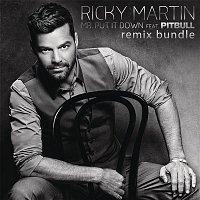 Ricky Martin, Pitbull – Mr. Put It Down (Remixes)