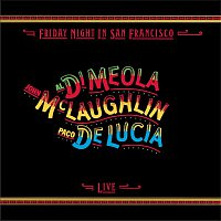 Al Di Meola, John McLaughlin, Paco De Lucía – Friday Night In San Francisco – CD