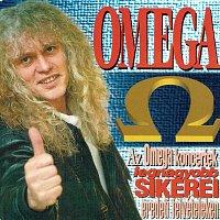 Omega – Az Omega koncertek legnagyobb sikerei – Eredeti felvételeken CD