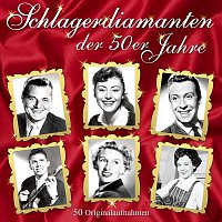 Různí interpreti – Schlagerdiamanten der 50er Jahre - 50 grosze Erfolge