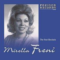 Mirella Freni, Viktor Remsey, Gino dal Ferro, Argeo Quadri, Ino Savini – Mirella Freni - The first Recitals
