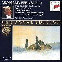 Leonard Bernstein – Ballet Music from The Nutcracker, Swan Lake, Sleeping Beauty, and Eugene Onegin