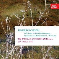 Chopin: Sonáta, Grand duo concertante, Introdukce a polonéza pro violoncello a klavír, Klavírní trio