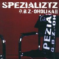 Přední strana obalu CD G.B.Z. Oholika 2