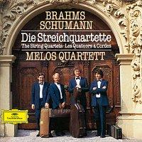 Melos Quartet – Schumann / Brahms: String Quartets