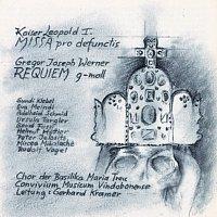 Chor der Basilika Maria Treu – Missa pro defunctis - Requiem g-moll