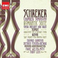 Various Artists.. – Franz Schreker - Chamber Symphony; Hussar Variations