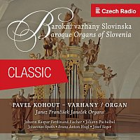 Pavel Kohout – Baroque Organs of Slovenia