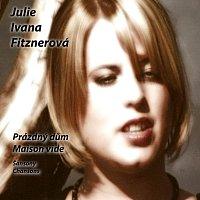 Přední strana obalu CD Maison vide, chansons (Prázdný dům, šansony)