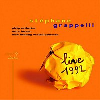 Stéphane Grappelli – Live in Paris 1992 (feat. Philip Catherine, Marc Fosset & Niels-Henning Orsted Pedersen)