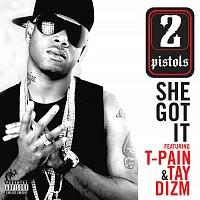 2 Pistols, T-Pain, Tay Dizm – She Got It