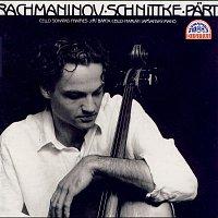 Jiří Bárta – Sonáty pro violoncello a klavír ( Rachmaninov, Schnittke, Pärt )