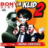 Přední strana obalu CD Bony a klid 2