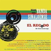 """Přední strana obalu CD Bailando Con la Banda """"El Recodo"""""""