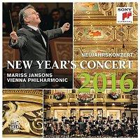 Mariss Jansons, Wiener Philharmoniker, Johann Strauss, Jr. – New Year's Concert 2016 / Neujahrskonzert 2016