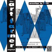 Přední strana obalu CD The Art Farmer Septet
