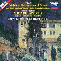 Alicia de Larrocha, London Philharmonic Orchestra, Rafael Fruhbeck de Burgos – Falla: Nights in the Gardens of Spain / Albéniz: Rapsodia Espanola / Turina: Rapsodia sinfonica