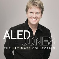 Přední strana obalu CD Aled Jones The Ultimate Collection