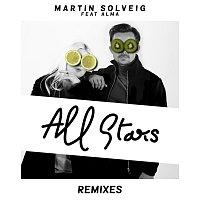 Martin Solveig, Alma – All Stars [Remixes]