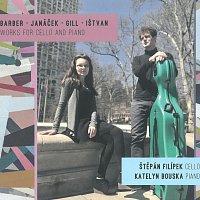Štěpán Filípek, Katelyn Bouska – Skladby pro violoncello a klavír