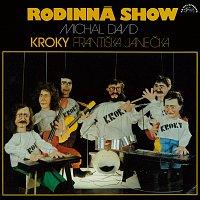 Přední strana obalu CD Rodinná show + bonusy