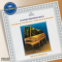 Trevor Pinnock – Bach: Goldberg Variations; Italian Concerto