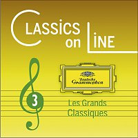 Přední strana obalu CD Classics On Line - Volume 3 [Les Grands Classiques En Exclusivité Digitale]