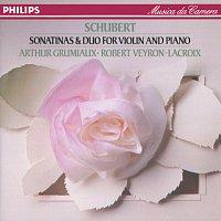 Arthur Grumiaux, Robert Veyron-Lacroix – Schubert: Sonatina in D; Duo in A etc.