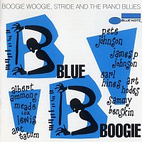 Různí interpreti – Blue Boogie: Boogie Woogie, Stride And The Piano Blues