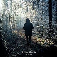 Přední strana obalu CD Majestical