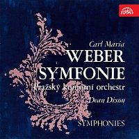 Pražský komorní orchestr, Dean Dixon – Weber: Symfonie