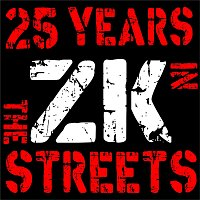 25 years in the streets