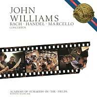 John Williams, Academy of St. Martin in the Fields, Georg Friedrich Händel, Kenneth Sillito – John Williams Plays Bach, Handel and Marcello Concertos