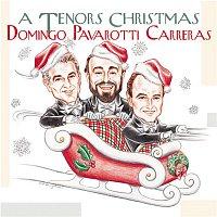 Přední strana obalu CD A Tenors' Christmas