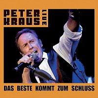 Peter Kraus – Live - Das Beste kommt zum Schluss