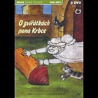 Josef Abrhám – O zvířátkách pana Krbce – DVD