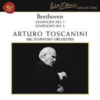 Arturo Toscanini, Ludwig van Beethoven, NBC Symphony Orchestra – Beethoven: Symphony No. 7 in A Major, Op. 92, Symphony No. 2 in D Major, Op. 36 & Egmont Overture, Op. 84