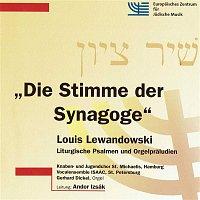 Gerhard Dickel – Die Stimme der Synagoge: Liturgische Psalmen und Orgelpraludien, Vol. 1