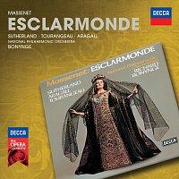 Dame Joan Sutherland, Huguette Tourangeau, Giacomo Aragall, Richard Bonynge – Massenet: Esclarmonde