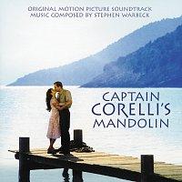 Přední strana obalu CD Captain Corelli's Mandolin -Original Motion Picture Soundtrack