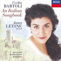 Přední strana obalu CD Cecilia Bartoli - An Italian Songbook