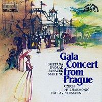 Česká filharmonie/Václav Neumann – Smetana, Dvořák, Janáček, Martinů: Galakoncert z Prahy