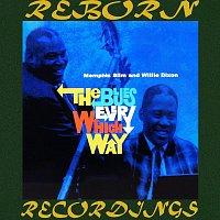 Přední strana obalu CD Blues Every Which Way (HD Remastered)